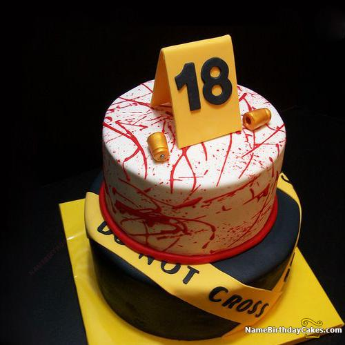 18th Birthday Cake For Boy Download Amp Share