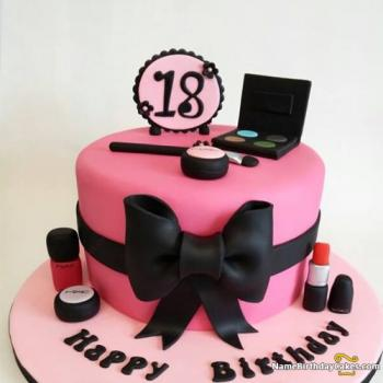 18th girl birthday cakes