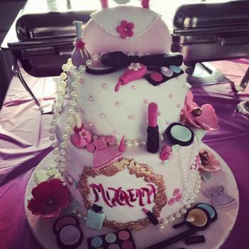 3d happy birthday cake