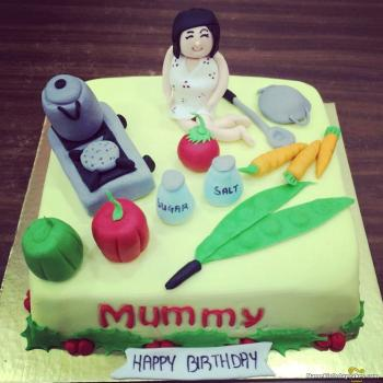 3d mom cake images