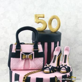 View HD 50th Birthday Cakes For Women