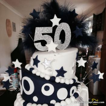 50th cakes for women