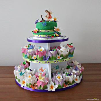 amazing fairy cake photos