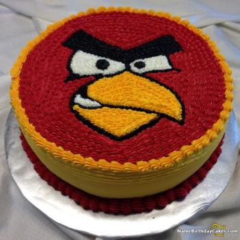 angry birds cake pictures