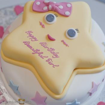 baby girls cakes