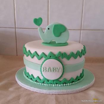 baby shower cake images