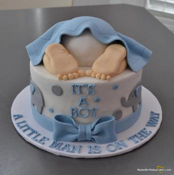 Baby Shower Cakes Creative Ideas For Baby Girl Boy