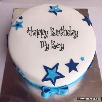 beautiful Birthday Cakes for Boys