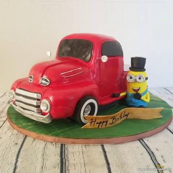 beautiful cake for kids 3d