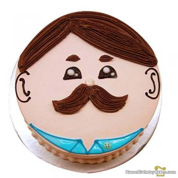 beautiful cartoon cake images