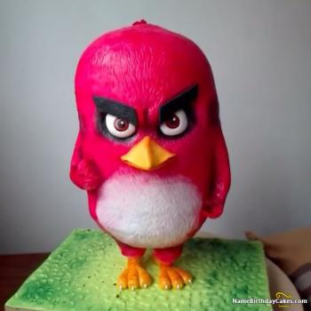 best angry birds cake ideas