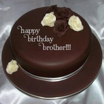 birthday cake brother