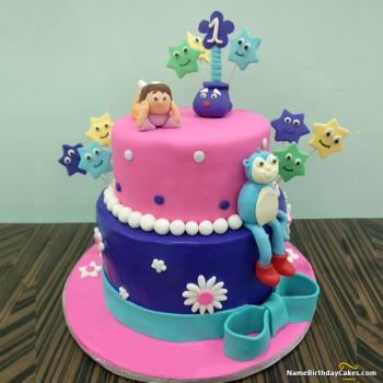 birthday cake cartoon images