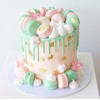 birthday cake cream