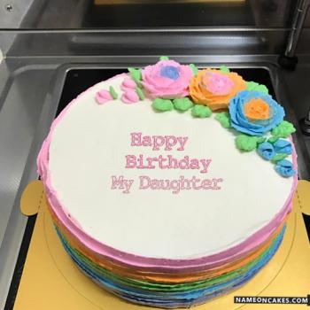 birthday cake daughter