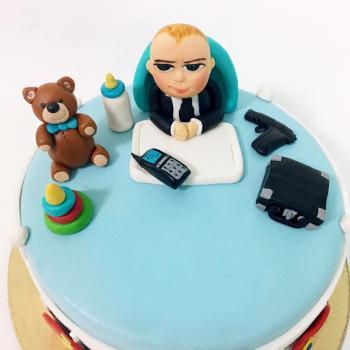 birthday cake design for boy