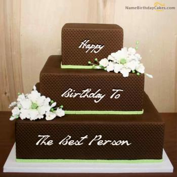 birthday cake designs for boyfriend