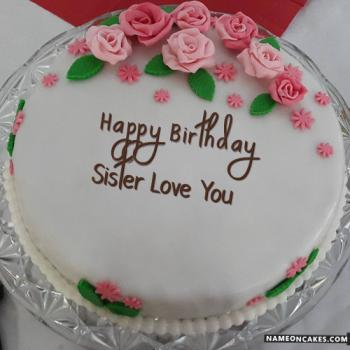 Happy Birthday Sister Cake Images Ideas Make Her Day