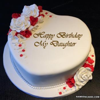 View HD Birthday Cake For Daughter