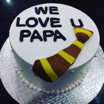 birthday cake for father