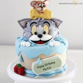 birthday cake for kids boys