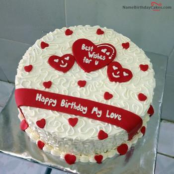 birthday cake images for lover