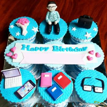 birthday cupcakes for boys