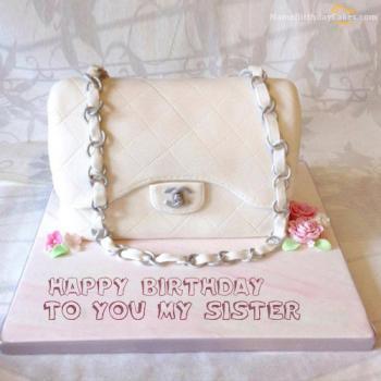 birthday sister cake