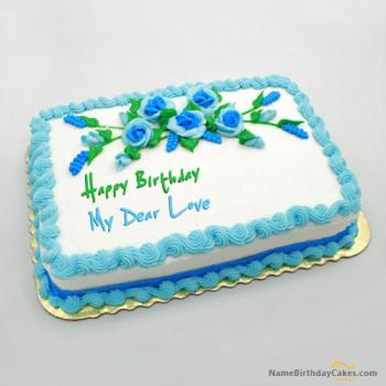 View HD Boyfriend Birthday Cake Decorating Idea Images