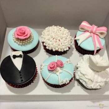 view hd bridal cupcakes images