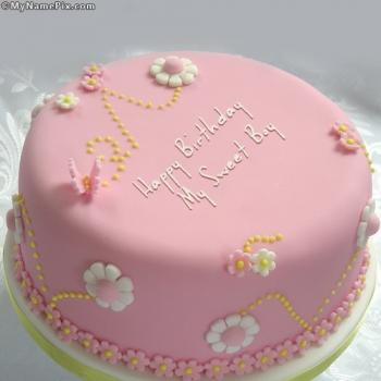 cake birthday for boy