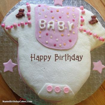 cake designs for baby