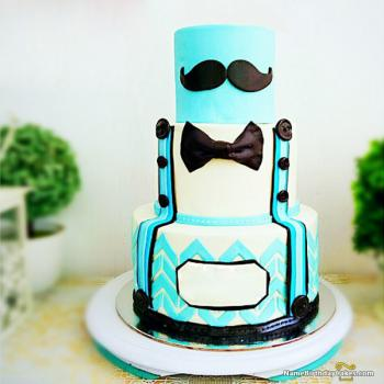 cake designs for boy