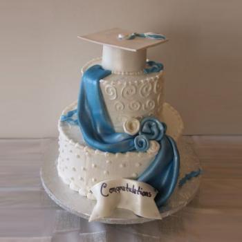 cake graduation