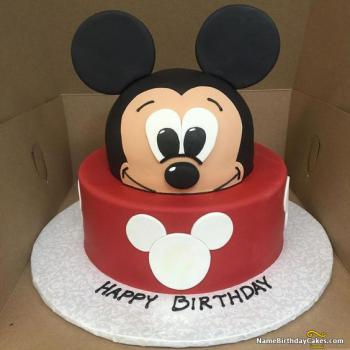 cartoon characters cake designs