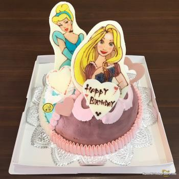 cinderella birthday cake photos