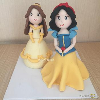 daughter princess cake