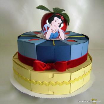 disney birthday cake designs