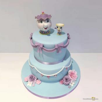 how to make a disney princess cake easy