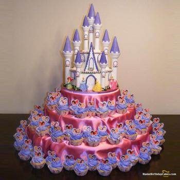 disney world birthday cakes
