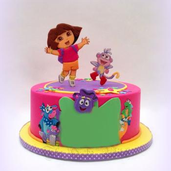 dora birthday images