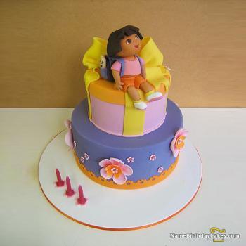 dora cake images