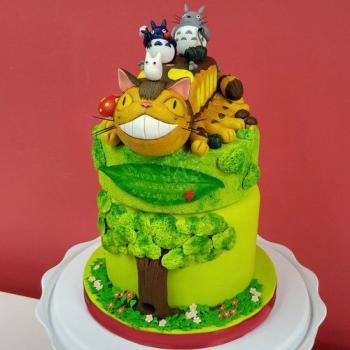 dragon 3d cakes