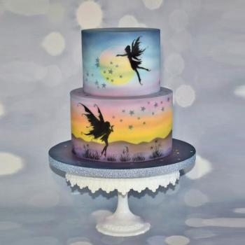fairy cake decorations