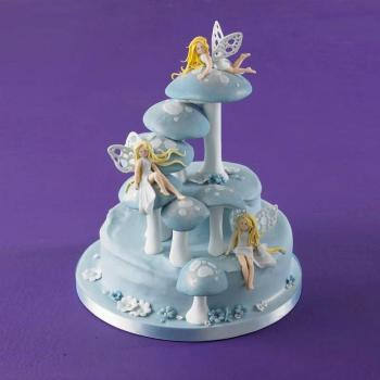 fairy cake ideas