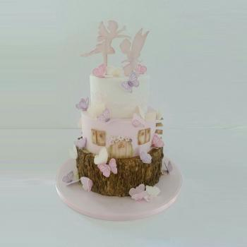 fairy cake topper decoration