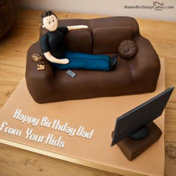 father cake designs