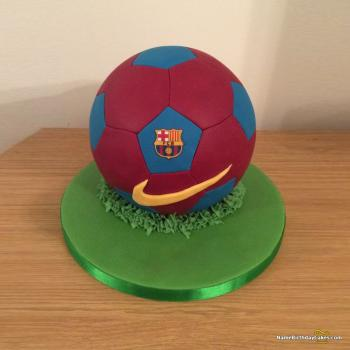 Football Birthday Cakes Best Football Themed Cake Ideas