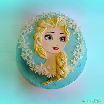 frozen cake pictures