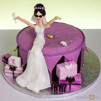view hd funny bridal shower cakes